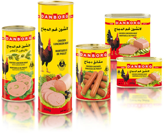 danborg halal products